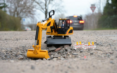 SPD, CDU und Grüne lehnen Volksinitiative zur Abschaffung der Erschließungsbeiträge für Sandpisten ab
