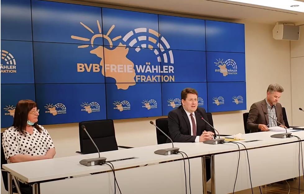 Pressekonferenz am 28.04.2020 – Corona-Sonderausschuss, Schlingerkurs der Regierung, Mängel Corona-Hilfen