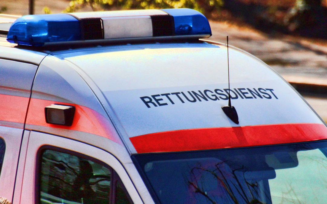 Reformpläne verhindern – Rettungsdienstliche Versorgung erhalten
