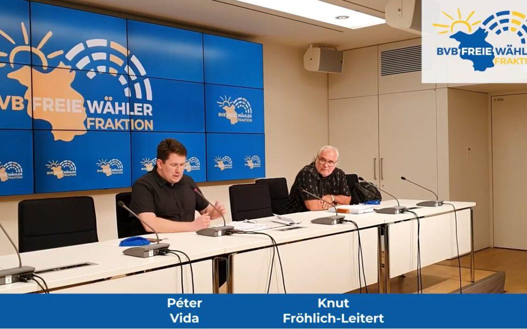 """Pressekonferenz vom 2.6.2020: Revolutionärer Archivfund -""""Sandstraßen"""" waren in der DDR offizielle Norm!"""