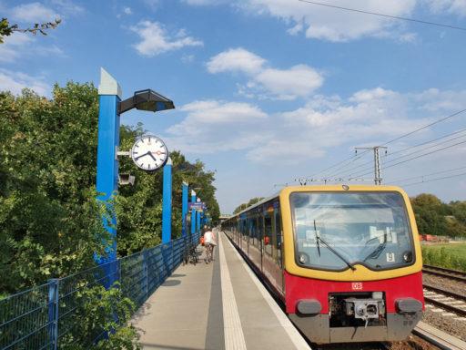 BVB / FREIE WÄHLER fordert Test des 10-Minuten-Takts der S2 bis Bernau ab 2021
