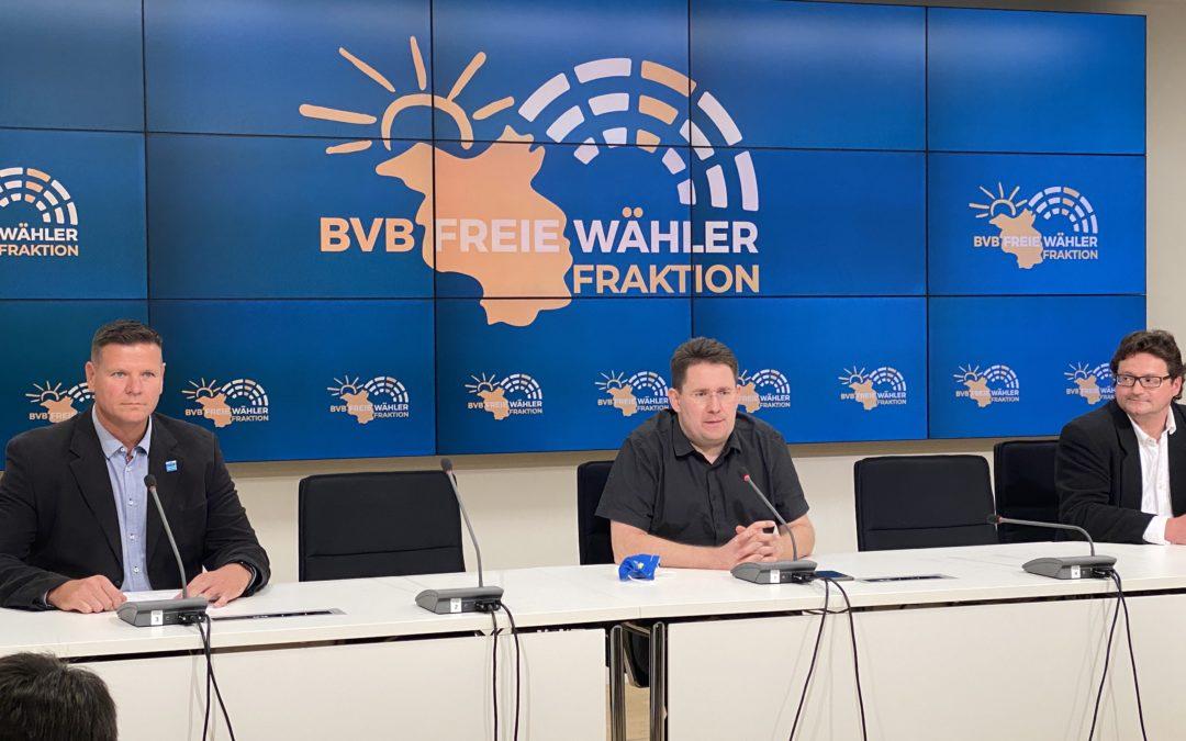 BVB / FREIE WÄHLER fordert Erhalt der bestehenden Strukturen der Ruppiner Kliniken