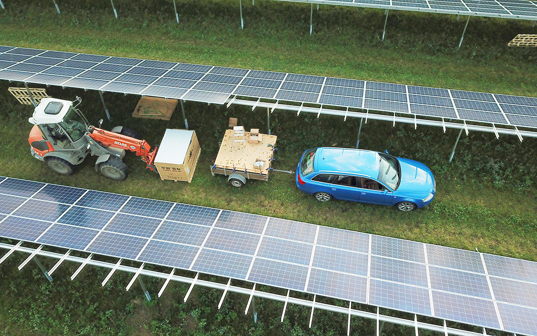 Wildwuchs bei Photovoltaik stoppen: Wenn die Landesregierung Ideen klaut