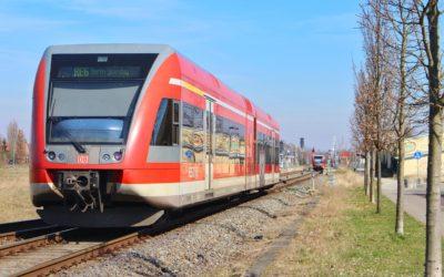 Konzept von Bündnis Schiene umsetzen – 20 Millionen Euro p. a. im Haushalt bereitstellen