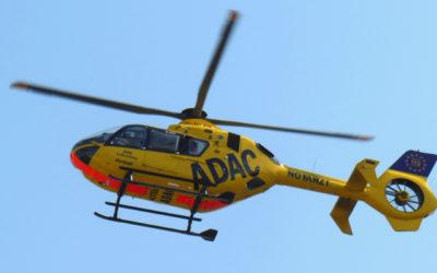 Rettungshubschrauber für Neuruppin ganz knapp im Landtag abgelehnt