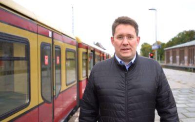 Unterschriften für 10-Minuten-Takt in Bernau übergeben
