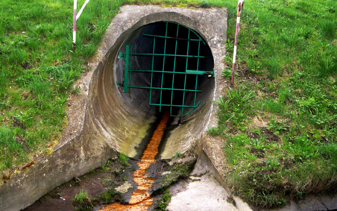 Gewässerbelastung: Das ungeklärte Problem