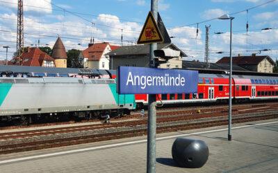 Weiterhin nur Bummeltempo zwischen Berlin und Ostsee …