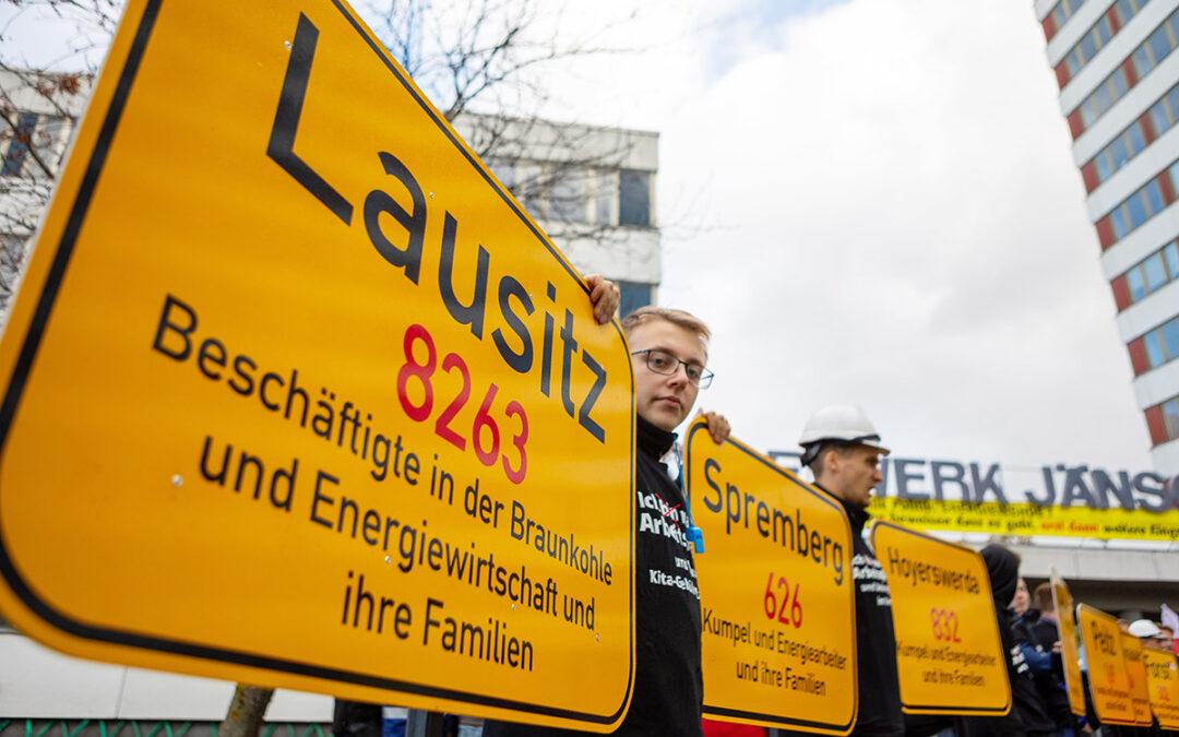 Realitätsferne Regelungen beim Anpassungsgeld ändern? SPD, CDU und Grüne lehnen ab …