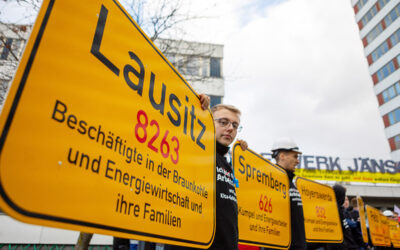 Bund rudert kaum zurück beim Zugriff auf Lausitzer Strukturgelder