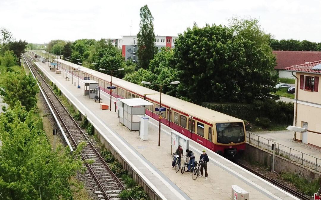 10-Minuten-Takt der S5 für Neuenhagen bis Strausberg angehen!