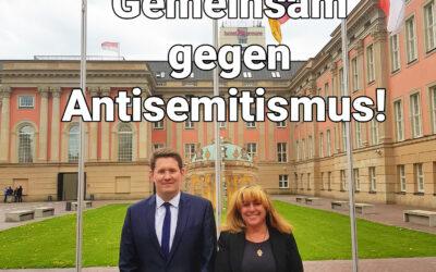 Fraktionsvorsitzender Péter Vida in den Vorstand des Freundeskreises Israel gewählt