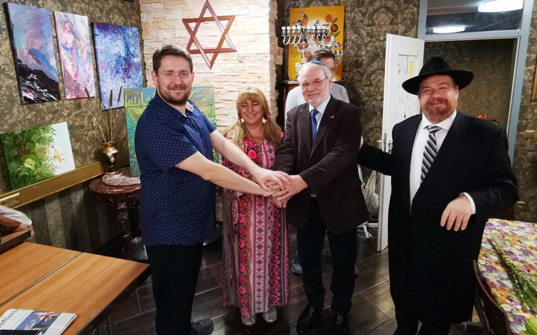 Friedliches Zusammenleben sichern – Antisemitismus bekämpfen