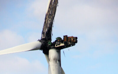Brandschutz bei Windkraftanlagen mangelhaft