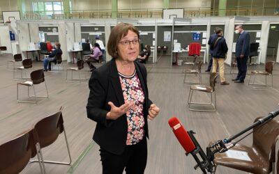 Gesundheitsausschuss: Ministerin Nonnemacher befragt