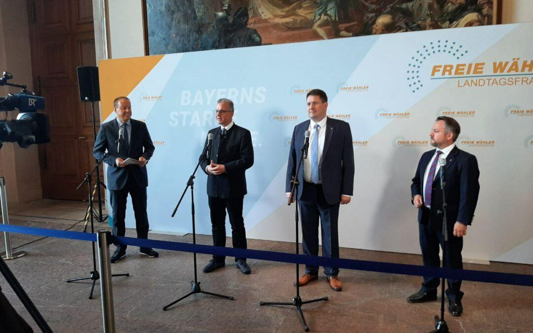 Bayern, Rheinland-Pfalz und Brandenburg: FREIE WÄHLER intensivieren Zusammenarbeit