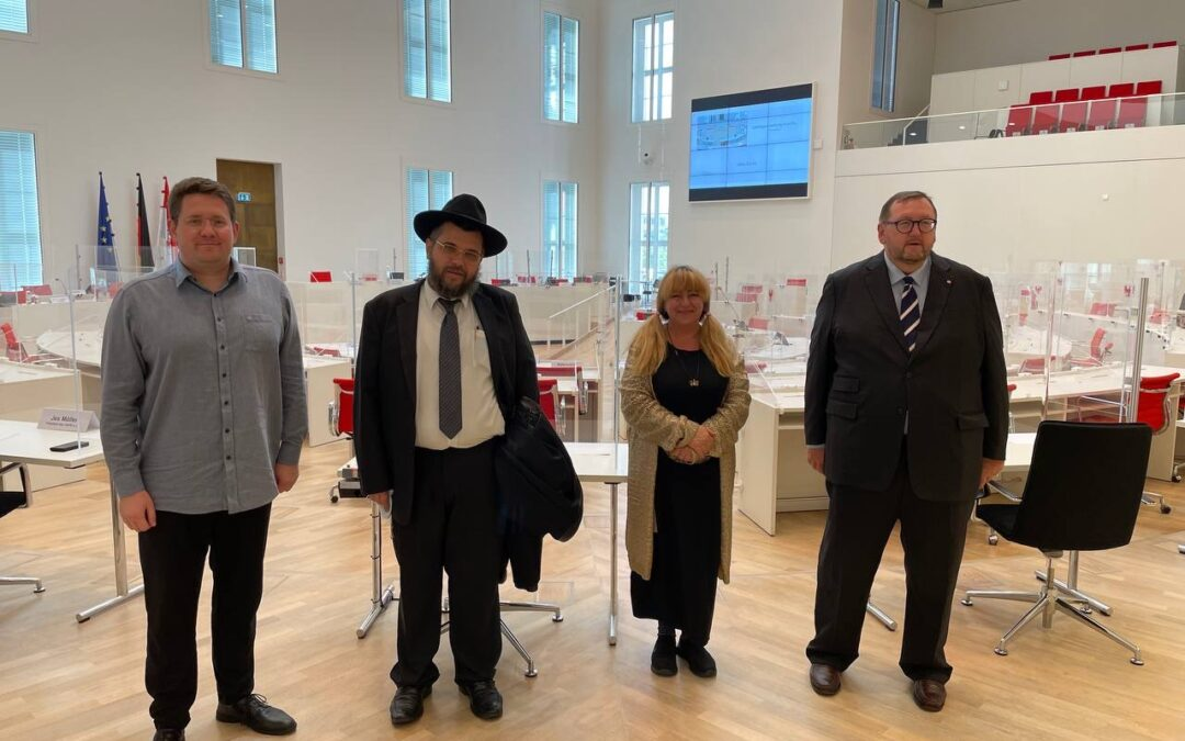 Anhörung zur Verfassungsänderung: BVB / FREIE WÄHLER setzt sich für jüdisches Leben und jüdische Kultur ein
